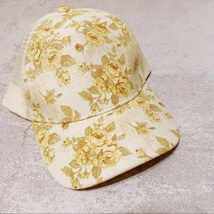 Wild fable • floral dad hat